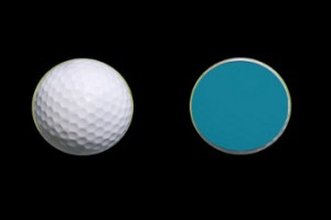 two piece golf ball