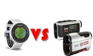 Golf GPS vs Golf Rangefinder