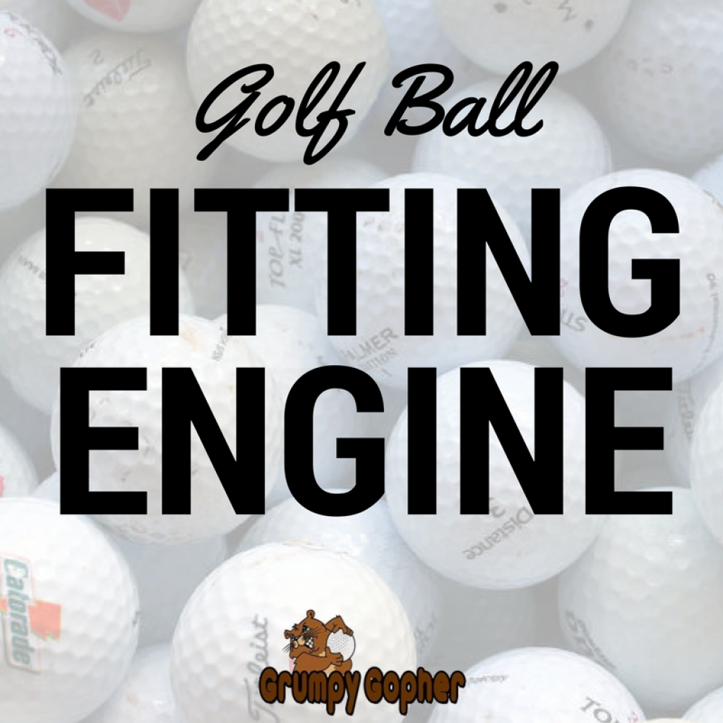 Golf Ball Search Engine