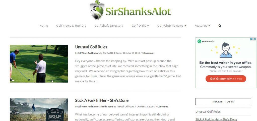 sir shanks alot