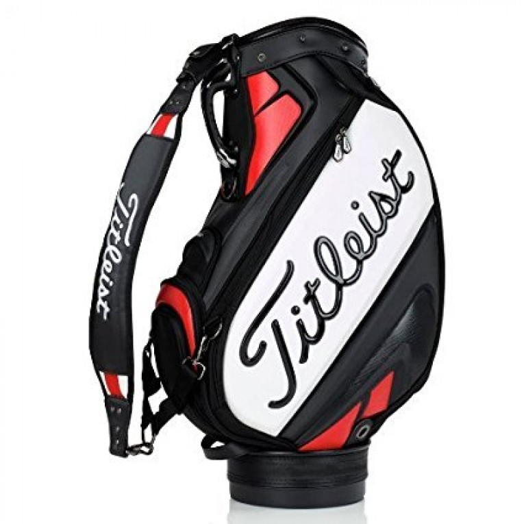 titleist Best Staff Bags