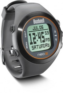 bushnell neo gps watch