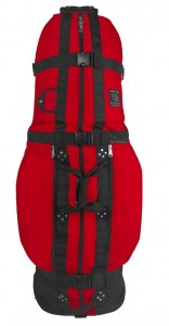 club red Best Soft Case Travel Bags