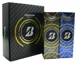 b330 bridgestone golf balls