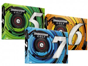 bridgestone e series golf balls