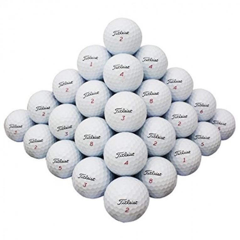 titelist nxt used golf balls