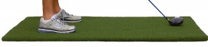 extra large golf mat