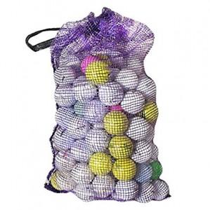 Practice golf balls used