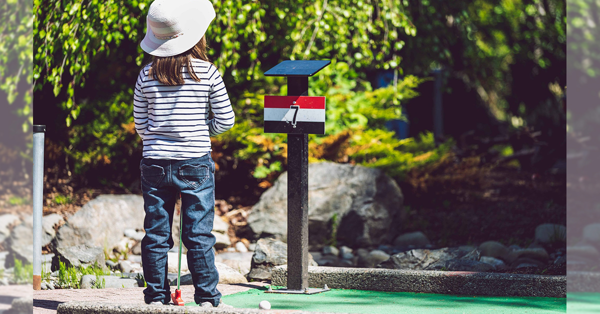 What Age Should Kids Start Golf Lessons?