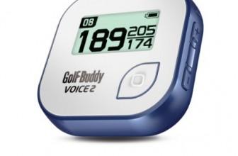 GolfBuddy Voice 2 Golf GPS Rangefinder