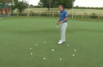 Putting Drills to End 3 Putts