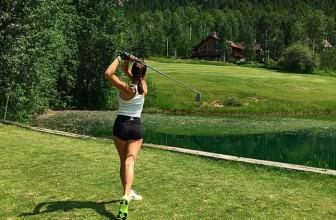 Golf Babe: Katrina Brodsky