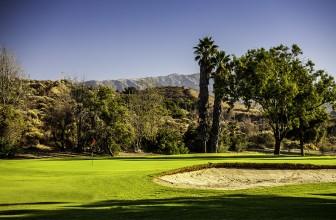 Hansen Dam Golf Course