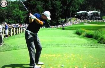 Evolution the Golf Swing