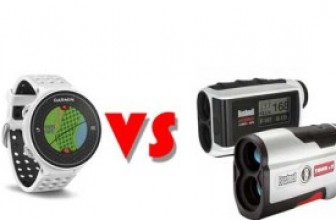 Golf GPS Devices VS. Laser Rangefinders